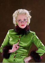 Miranda Richardson as Rita Skeeter (GoF-promo-03)