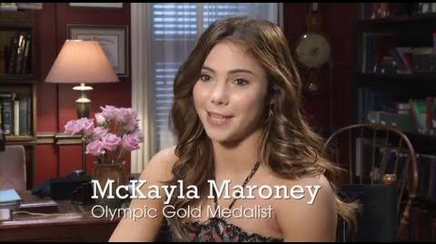 First Look McKayla Maroney in Hart of Dixie 2x07