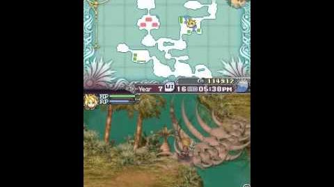Rune Factory 3 A Fantasy Harvest Moon Tamed Monster