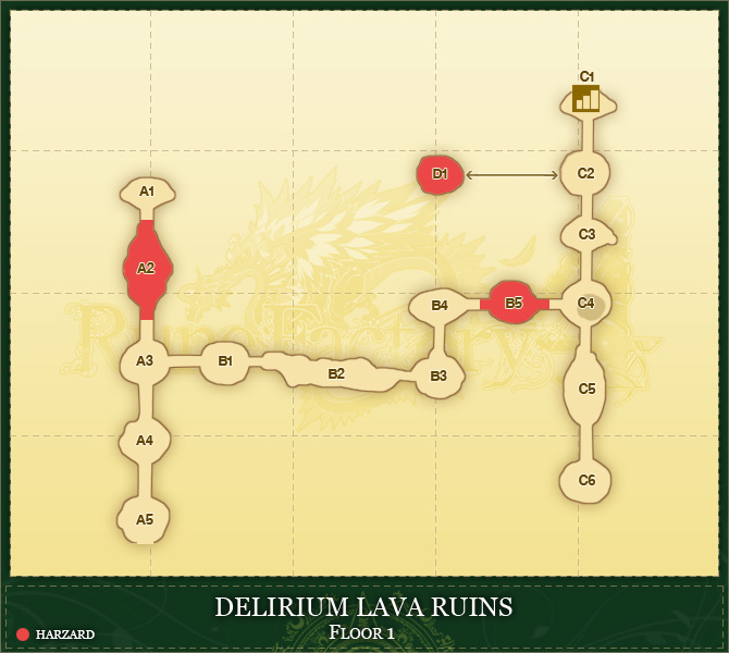 Delirium lava ruins 1