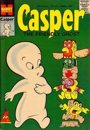 Casper the Friendly Ghost Vol 1 47