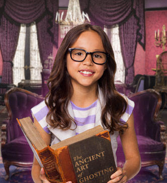 Frankie Hathawa... The Haunted Hathaways Cast Names