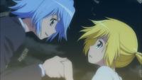 Zero-Raws Hayate no Gotoku! Can`t Take My Eyes Off You - 12 Title