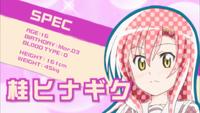 Hayate Cuties card 05