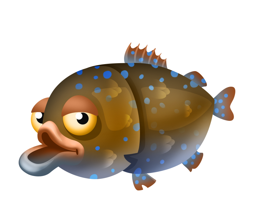 Bluespotted sunfish - Hay Day Wiki