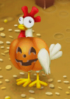 Chicken Halloween
