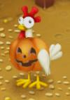 Chicken Halloween