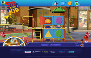 Sid the Science Kid website
