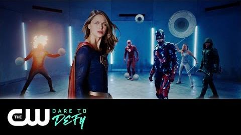 Superhero Fight Club 2.0 The CW