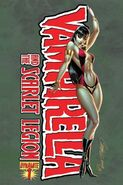 Vampirella and the Scarlet Legion Vol 1 1A