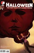 Halloween - The First Death of Laurie Strode Vol 1 1A