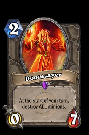 Doomsayer