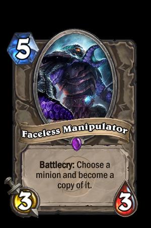 FacelessManipulator
