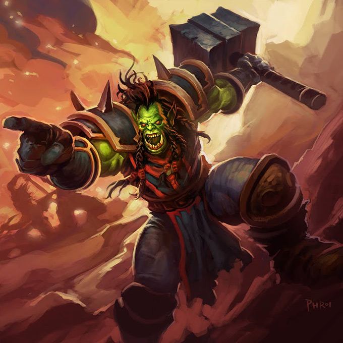 Classic Warrior | Hearthstone: Heroes of Warcraft Wiki ...