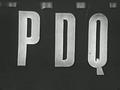 PDQ Pilot