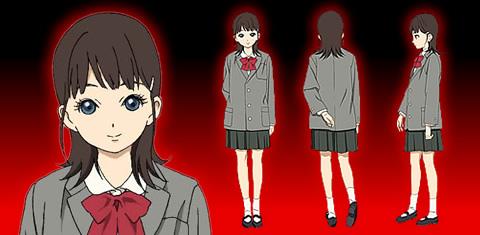 yuzuki mikage hell girl jigoku shoujo wiki fandom powered by wikia