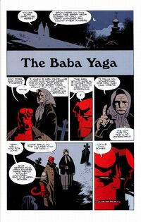 The Chained Coffin - The Baba Yaga