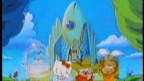 Hello Kitty's Furry Tale Theater Intro
