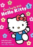 Sanrio Television GrowingUpWithHelloKitty HelloKittyEatsHerVegetables-Vol1 DVD-cover