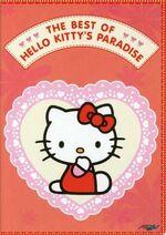 Sanrio Television HelloKittysParadise BestOf DVD-cover