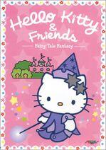 Sanrio Television HelloKittyAndFriends FairyTaleFantasy-Vol1 DVD-cover