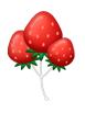 Strawberryballoon
