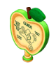 Greenappledirectionboard