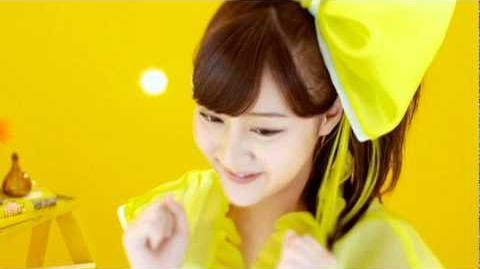 ℃-ute - Sekaiichi HAPPY na Onna no Ko (MV) (Close-up Ver