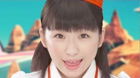 Smileage - Tachiagirl (MV) (Fukuda Kanon Close-up Ver