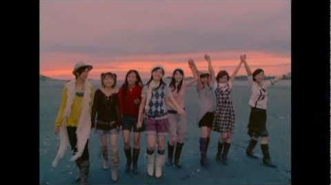 Morning Musume『Aruiteru』 (Walk Ver