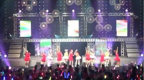 Berryz Koubou × ℃-ute - Chou HAPPY SONG (LIVE!)