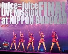 Juice=Juice-LIVEMISSIONFINAL-BDcover