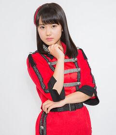 YokoyamaReina-BRANDNEWMORNING-front