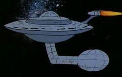 Antarian Spacecraft