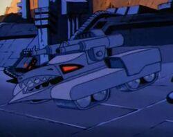 Destructo Tank forward