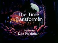The Time Transformer