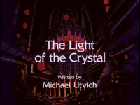 The Light of the Crystal
