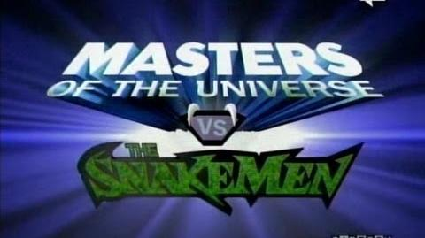 Masters of the Universe Vs Snake Men - Intro