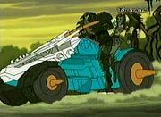 Battle Tank animated