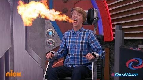 Henry Danger Laughing Fire!