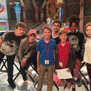 Withthecast