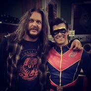Captain Man & Dirk