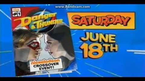 """'Henry Danger' 'The Thundermans' """"Danger & Thunder"""" Official Trailer"""