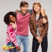 Henry Danger Season 2 Group Photo