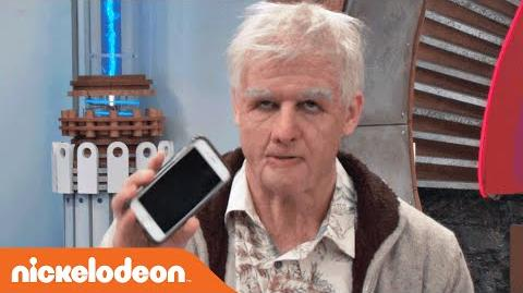 Henry Danger 'About the Future' w Future Ray Nick
