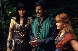 Xena, Auto, Gabby Royal Couple