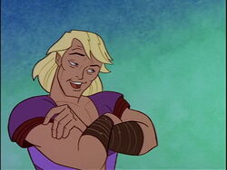 Animated Iolaus