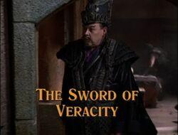 Sword veracity title