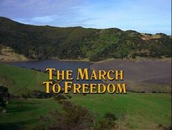 March freedom title