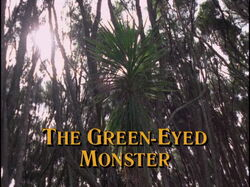 Green-eyed Title card
